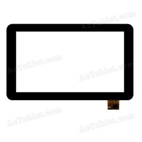 QLT 9003 Digitizer Glass Touch Screen Replacement for 9 Inch MID Tablet PC