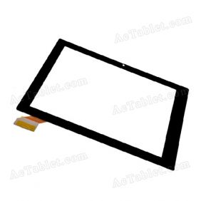 04-0970-0111 Digitizer Glass Touch Screen Replacement for 10.1 Inch MID Tablet PC