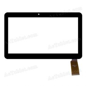 HSCTP-217 Digitizer Glass Touch Screen Replacement for 7 Inch MID Tablet PC