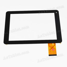 04-0800-0918 V1 Digitizer Glass Touch Screen Replacement for 8 Inch MID Tablet PC