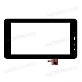 SWCTP06589-2 Digitizer Glass Touch Screen Replacement for Android Tablet PC
