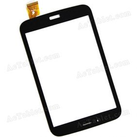 TPC1318 VER2.0 Digitizer Glass Touch Screen Replacement for 7.9 Inch MID Tablet PC