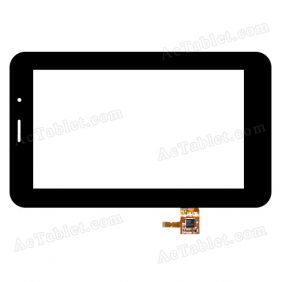 TPC0558 Digitizer Glass Touch Screen Replacement for 7 Inch MID Tablet PC