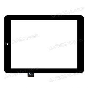 F0264 XDY Digitizer Glass Touch Screen Replacement for 8 Inch MID Tablet PC