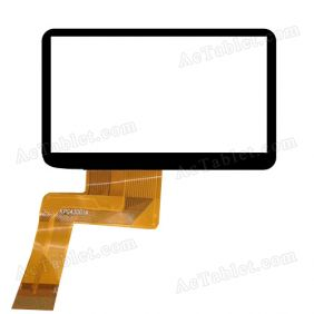 SANEMAX KPG43001A Digitizer Glass Touch Screen Replacement for Android Tablet PC