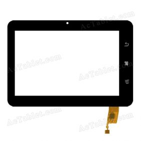 NO-Z7Z29 Digitizer Glass Touch Screen Replacement for 7 Inch MID Tablet PC