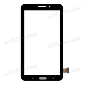 GS00084_F35_FPC_V3 Digitizer Glass Touch Screen Replacement for 7 Inch MID Tablet PC