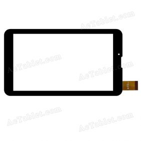 FPC-70F2-V02 Digitizer Glass Touch Screen Replacement for 7 Inch MID Tablet PC