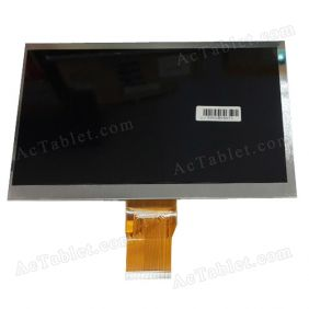 Replacement KR070PG9S LCD Display Screen for 7 Inch Android Tablet PC