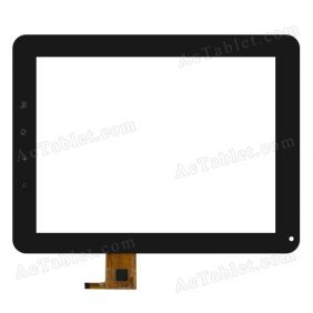 FLH-00971106 Digitizer Glass Touch Screen Replacement for 9.7 Inch MID Tablet PC