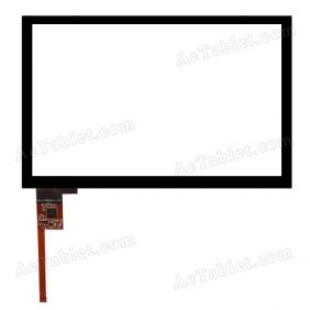 AD-C-800033-1-FPC Digitizer Glass Touch Screen Replacement for Android Tablet PC