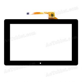 UK070011G-01(V0.1) Digitizer Glass Touch Screen Replacement for 7 Inch MID Tablet PC
