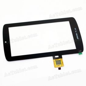 DR1318-5A-A Digitizer Glass Touch Screen Replacement for 7 Inch MID Tablet PC