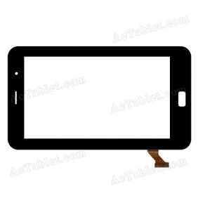 TPC0449 VER2.0 Digitizer Glass Touch Screen Replacement for 7 Inch MID Tablet PC