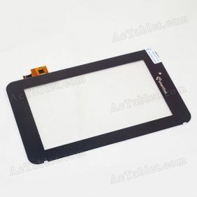 F-WGJ70494-V1 Digitizer Glass Touch Screen Replacement for 7 Inch MID Tablet PC