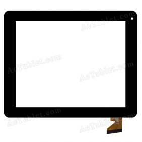 QLT831-FPC Digitizer Glass Touch Screen Replacement for 8 Inch MID Tablet PC