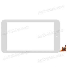 Digitizer Touch Screen Replacement for Teclast P70h Z2580 Dual Core 7 Inch Tablet PC