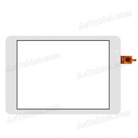 Digitizer Touch Screen Replacement for Teclast X89 Quad Core Widows Andoird 7.9 Inch Tablet PC