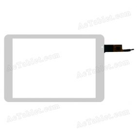 Touch Screen Replacement for Teclast P98 4G MTK MT8752 Octa Core 9.7 Inch Tablet PC
