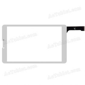 FPC-FC70S713-01 Digitizer Glass Touch Screen Replacement for 7 Inch MID Tablet PC