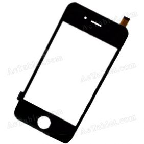 SG-WX03511 Digitizer Glass Touch Screen Replacement for Android Phone