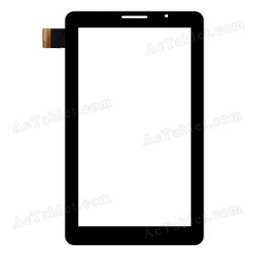 W102JGD-TP100 Digitizer Glass Touch Screen Replacement for 7 Inch MID Tablet PC