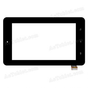 PB70M828-R1 Digitizer Glass Touch Screen Replacement for 7 Inch MID Tablet PC