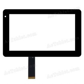 PG709S Digitizer Glass Touch Screen Replacement for 7 Inch MID Tablet PC
