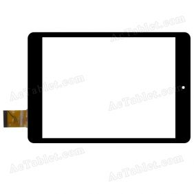 TPT-078-233C FHX Digitizer Glass Touch Screen Replacement for 7.9 Inch MID Tablet PC
