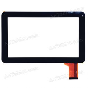 FPC-TP09005 Digitizer Glass Touch Screen Replacement for 9 Inch MID Tablet PC