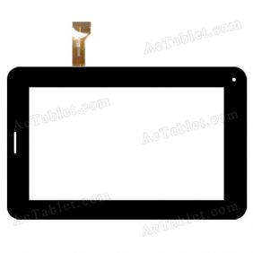 GT07009A Digitizer Glass Touch Screen Replacement for 7 Inch MID Tablet PC