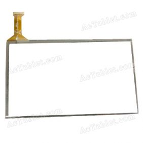 XC-PG070-004-A2 Digitizer Glass Touch Screen Replacement for 7 Inch MID Tablet PC