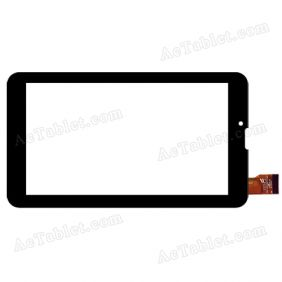 GT07004B Digitizer Glass Touch Screen Replacement for 7 Inch MID Tablet PC