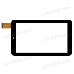 YCF0396-A Digitizer Glass Touch Screen Replacement for 7 Inch MID Tablet PC