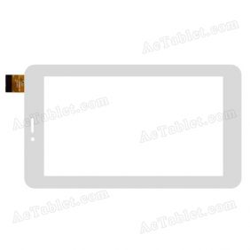 FPC-TP070693-00 Digitizer Glass Touch Screen Replacement for 7 Inch MID Tablet PC