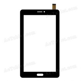 YDT1303-A0 Digitizer Glass Touch Screen Replacement for 7 Inch MID Tablet PC