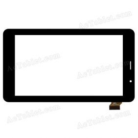 PB70JG9391 Digitizer Glass Touch Screen Replacement for 7 Inch MID Tablet PC