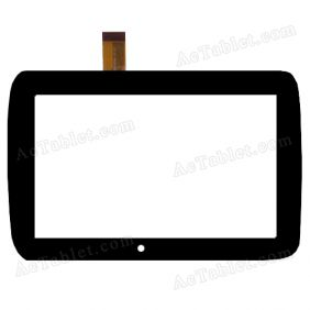 ZYD070PXA-33 V1 Digitizer Glass Touch Screen Replacement for 7 Inch MID Tablet PC