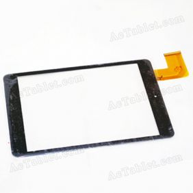 YCF0450-A Digitizer Glass Touch Screen Replacement for 7.9 Inch MID Tablet PC