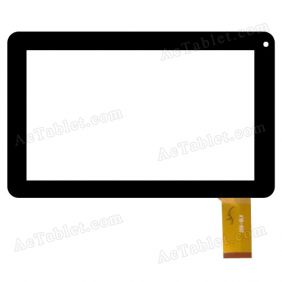 209-BLX Digitizer Glass Touch Screen Replacement for 10.1 Inch MID Tablet PC