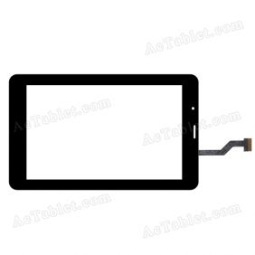 C188107C1-FPC772DR-02 Digitizer Glass Touch Screen Replacement for 7 Inch MID Tablet PC
