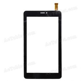 CTP070112 FPC_2.0 Digitizer Glass Touch Screen Replacement for 7 Inch MID Tablet PC