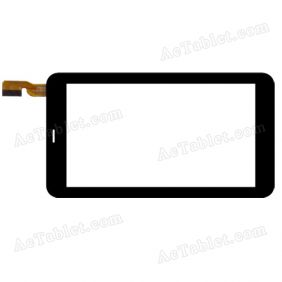 CTP193-070-A Digitizer Glass Touch Screen Replacement for 7 Inch MID Tablet PC