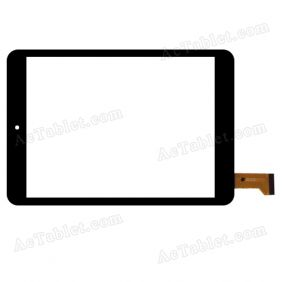 ZYD080-32V01 FHX Digitizer Glass Touch Screen Replacement for 7.9 Inch MID Tablet PC