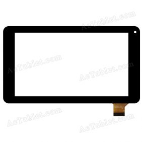 DH-0720A1-FPC23-02 Digitizer Glass Touch Screen Replacement for 7 Inch MID Tablet PC