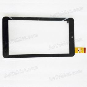 10112-0B4917A Digitizer Glass Touch Screen Replacement for 7 Inch MID Tablet PC