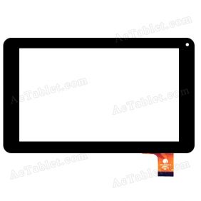 FPC-CY070068-00 Digitizer Glass Touch Screen Replacement for 7 Inch MID Tablet PC