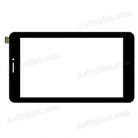 C189109A1-FPC764DR GSL1680R Digitizer Glass Touch Screen Replacement for 7 Inch MID Tablet PC