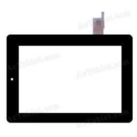 PB80DR8336 Digitizer Glass Touch Screen Replacement for 8 Inch MID Tablet PC