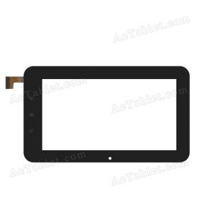 VTC5070A14-4 Digitizer Glass Touch Screen Replacement for 7 Inch MID Tablet PC